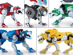 Voltron: Legendary Defender Lions Case of 5 Die-Cast Figures