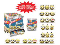 Minions MyMoji Box of 24 Figures