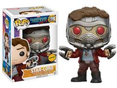 Pop! Marvel: Guardians of the Galaxy Vol. 2 Star-Lord (Chase)