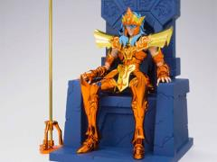 Saint Seiya Saint Cloth Myth EX Poseidon Julian Solo Imperial Throne Set