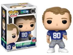 Pop! NFL Legends: Seahawks - Steve Largent (Throwback)