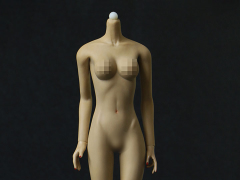 Seamless Action Figure 1/6 Scale Female Body 3.0 (BM)