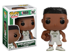 Pop! NBA: Bucks - Giannis Antetokounmpo