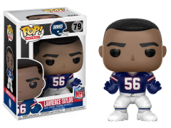Pop! NFL Legends: Giants - Lawrence Taylor (Throwback)