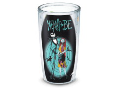 The Nightmare Before Christmas Meant to Be 16 oz Tumbler