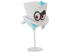 "World of Nintendo 2.50"" Cappy (Ghost) Figure"