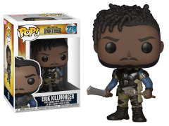 Pop! Marvel: Black Panther - Erik Killmonger