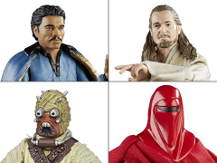 "Star Wars: The Black Series 6"" Wave 22 Set of 4"