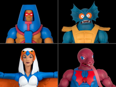 Masters of the Universe Classics Club Grayskull Wave 2 Set of 4