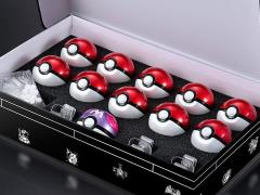 Pokemon Ball Collection (Game Edition Sylph Company) Box of 11 Exclusive