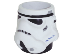 Star Wars Stormtrooper Helmet Foam Molded Can Cooler