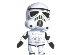 "Star Wars 40th Anniversary 10"" Plush - Stormtrooper"