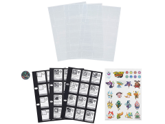 Yo-Kai Watch Medal Moments Medallium Collection Book Pages