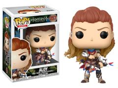Pop! Games: Horizon Zero Dawn - Aloy