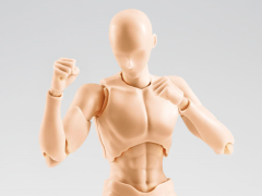 S.H.Figuarts Body-kun Takarai Rihito Edition (Pale Orange)