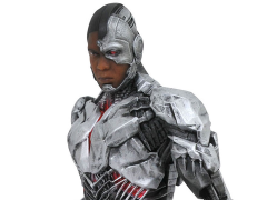 Justice League Cyborg Gallery Statue