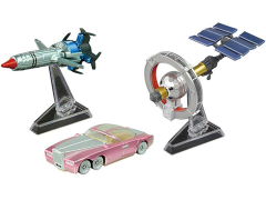 Thunderbirds Are Go Die-Cast Vehicle Gift Set C