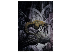 Aliens Harvest Limited Edition Giclee