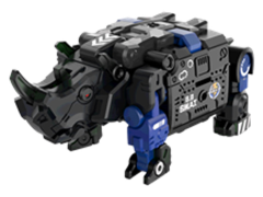 BeastBOX BB-06BA Rhyden (Blue Armor)