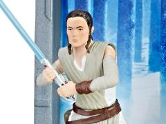 "Star Wars: The Black Series 3.75"" Die-Cast Rey (Starkiller Base)"