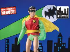 "DC World's Greatest Heroes Robin 8"" Retro Figure"