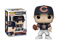 Pop! Football: Bears - Mitch Trubisky