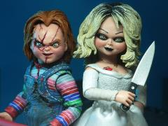 Bride of Chucky Ultimate Chucky & Tiffany Two-Pack