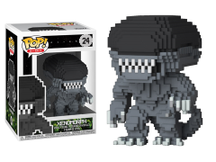 8-Bit Pop! Horror: Alien - Xenomorph