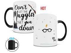 Harry Potter Don't Let the Muggles Morphing Mug