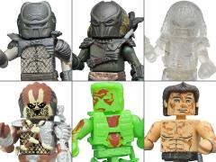 Predator Minimates Series 3 Two Pack Set of 3