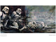 Star Wars Pinned Down Limited Edition Giclee