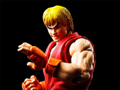 Street Fighter S.H.Figuarts Ken Masters