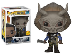 Pop! Marvel: Black Panther - Erik Killmonger (Chase)
