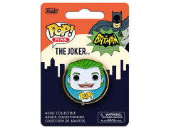 Pop! Pins: Batman Classic TV Series - The Joker