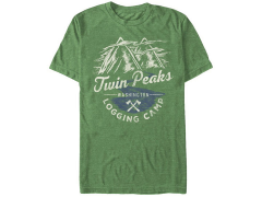 Twin Peaks Logging Camp T-Shirt