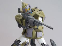 Gundam MG 1/100 GM Sniper (Custom) Model Kit