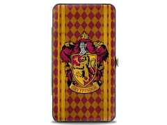 Harry Potter Gryffindor Crest Hinged Wallet