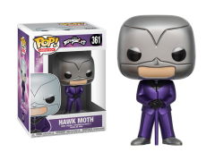 Pop! Animation: Miraculous: Tales of Ladybug & Cat Noir - Hawk Moth