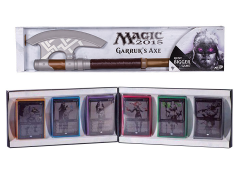 Magic the Gathering Planeswalkers With Garruk's Nerf Axe SDCC 2014 Exclusive