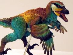 Beasts of the Mesozoic: Raptor Series Deluxe Figure - Linheraptor exquisitus