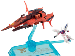 Mobile Suit Gundam Cosmo Fleet Collection Gwadan Gundam