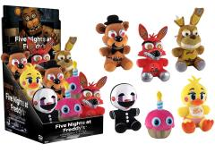 "Five Nights at Freddy's - 6"" Plush Wave 02 - Box of 9"