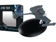 Star Trek Starships Best of Ship Collection #6 Ktinga-Class Battle Cruiser