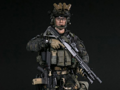 1/6 Scale Elite Series FBI SWAT Team Agent - San Diego (Midnight Ops)