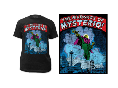 Marvel Madness of Mysterio T-Shirt