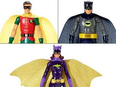 Batman Classic 1966 TV Figure Three Pack