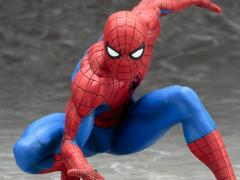 Marvel ArtFX+ The Amazing Spider-Man Statue