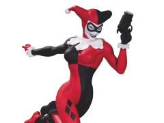 DC Comics Harley Quinn Red White & Black By Terry Dodson