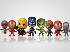 Avengers: Age of Ultron Original Mini's Series 1 Box of 24 Mini Bobbleheads