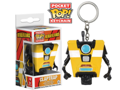 Borderlands Pocket Pop! Keychain - Claptrap